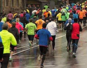 20 Gründe warum du bei einem großen Laufwettkampf starten solltest