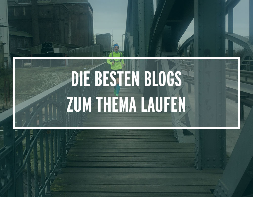 Blogs über Laufen
