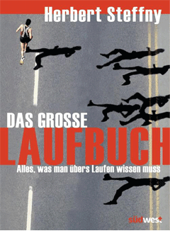 Buchcover vom Laufbuch Das große Laufbuch von Herbert Steffny