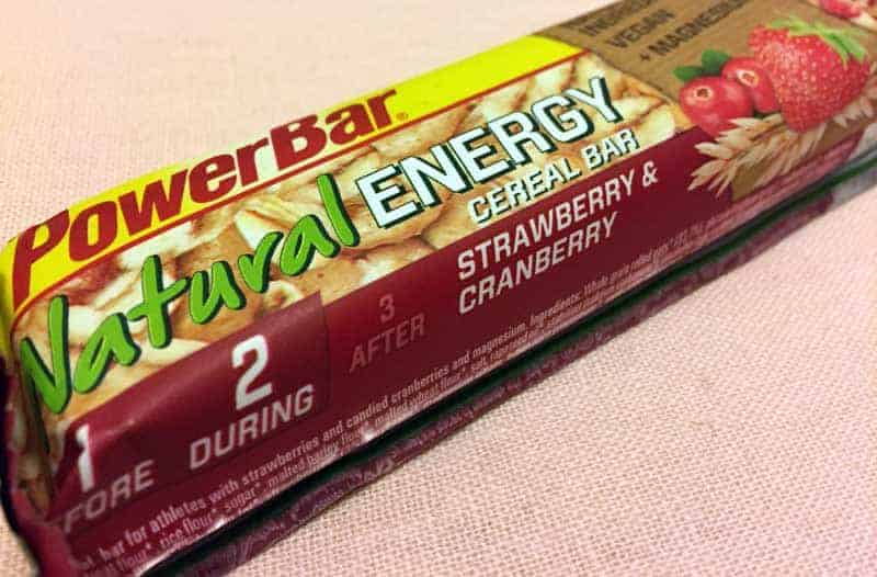 Powerbar Müsliriegel