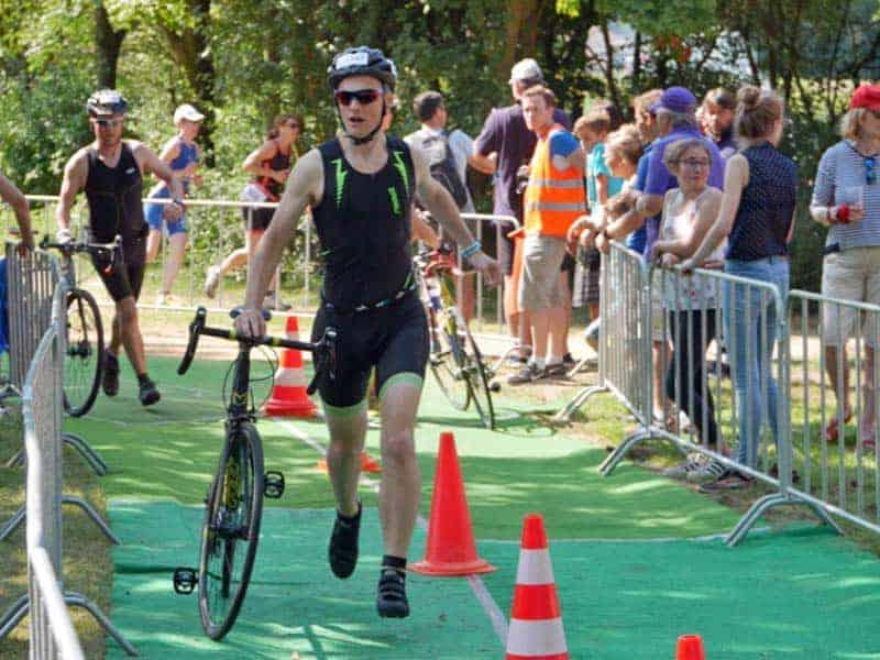 Jahresrückblick auf den Triathlon