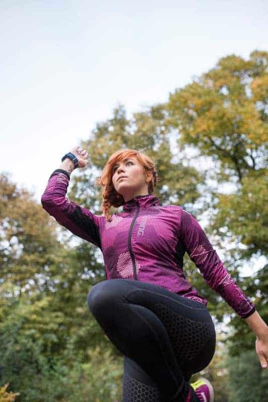 Paula macht Hopserlauf