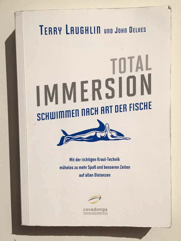 Buch Total Immersion von Terry Laughlin und John Delves