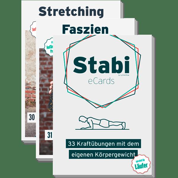 Stretching-, Faszien- und Stabitraining