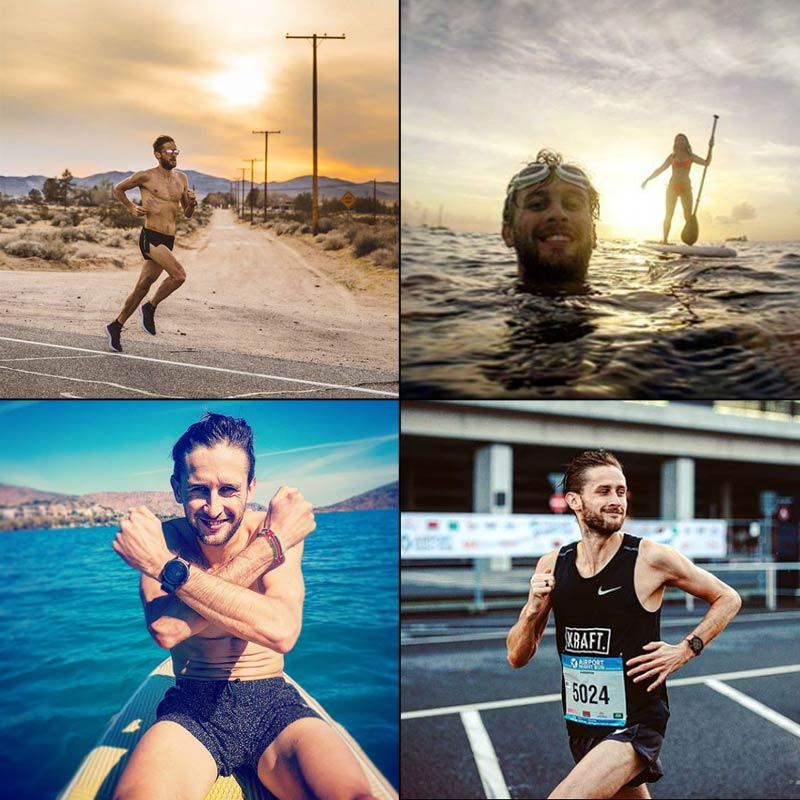 Instagram Account Läufer Runningpower