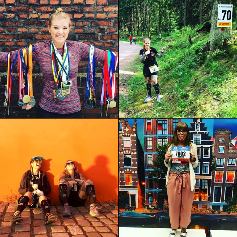 Instagram Account Läufer runningmarina