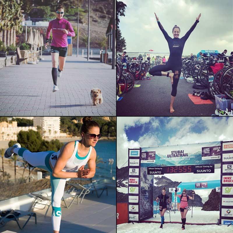 Instagram Account Läufer Yogini.runner