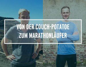 Von der Couch-Potatoe zum Marathonläufer: So schaffst du es mit dem Laufen anzufangen