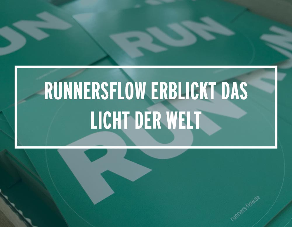 runnersflow erblickt das Licht der Welt