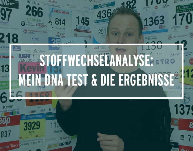 Stoffwechselanalyse: Mein DNA Test und welche Ergebnisse er gebracht hat
