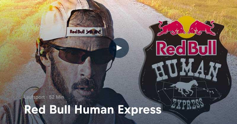 RedBull Human Express