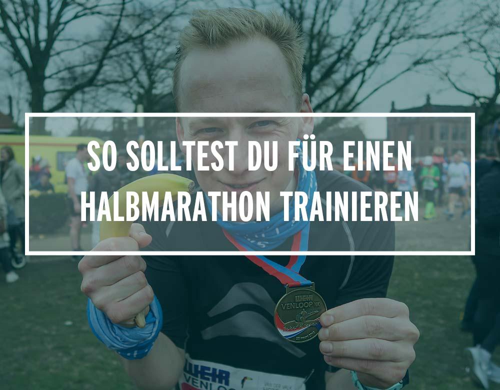 So solltest du für einen Halbmarathon trainieren