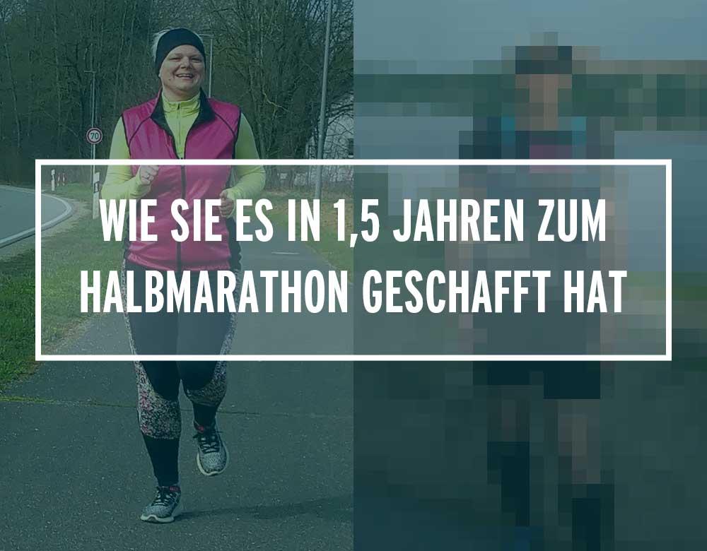 Halbmarathon laufen Erfahrung: Jasmin erzählt ihre Story